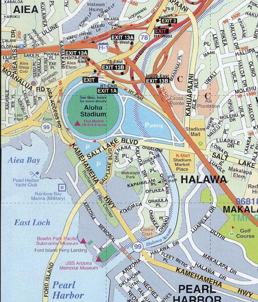 aloha stadium prehensive site summary